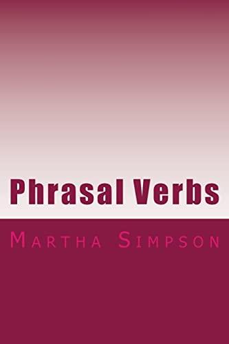 9781519356345: Phrasal Verbs: 175 Of The Best