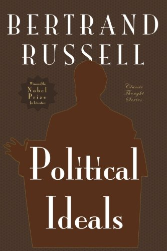 9781519370723: Political Ideals (Classic Thought Series)