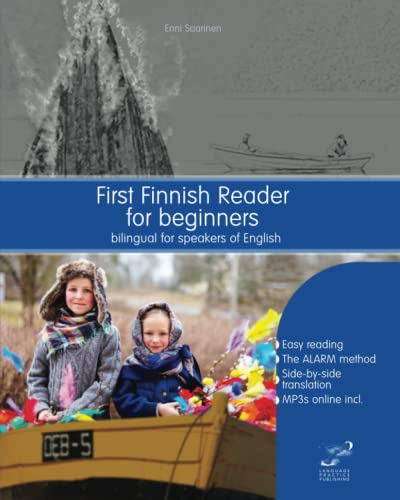 9781519392152: First Finnish Reader for beginners: bilingual for speakers of English (Graded Finnish Readers) (Volume 1) (Finnish and English Edition)