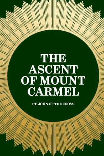 9781519403520: The Ascent of Mount Carmel