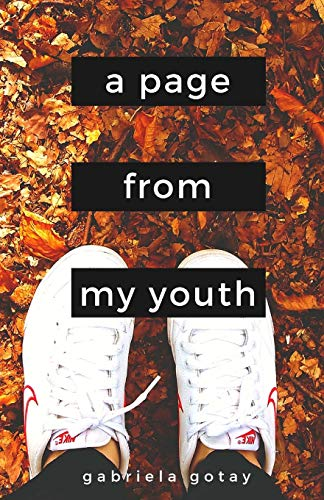 9781519410108: A Page From My Youth: Una Página de Mi Juventud