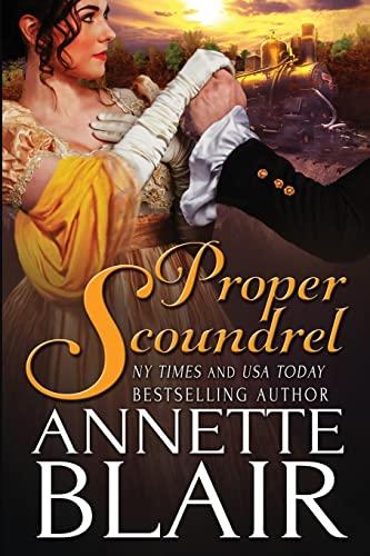 Proper Scoundrel (Knave of Hearts) (Volume 2): Annette Blair