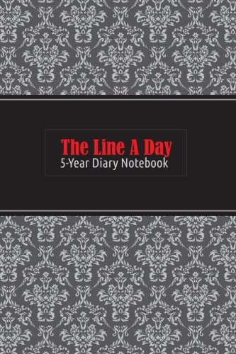 9781519416094: The Line a Day 5-Year Diary Notebook
