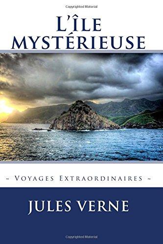 9781519420701: L'île mystérieuse (Voyages Extraordinaires)