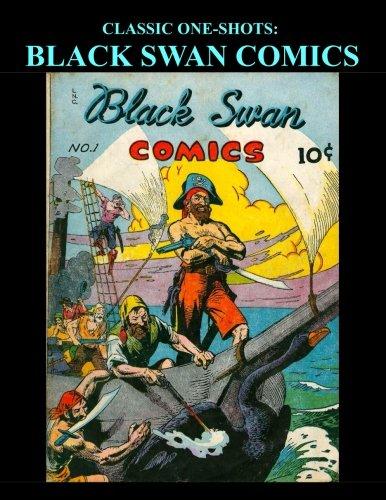 Classic One-Shots: Black Swan Comics: Great Single-Issue: Archie Comics
