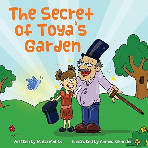 9781519424198: The Secret of Toya's Garden