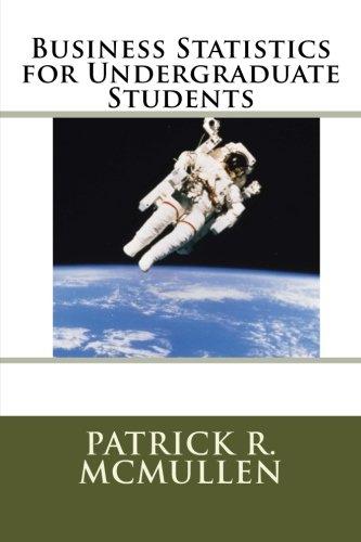9781519426215: Business Statistics for Undergraduate Students