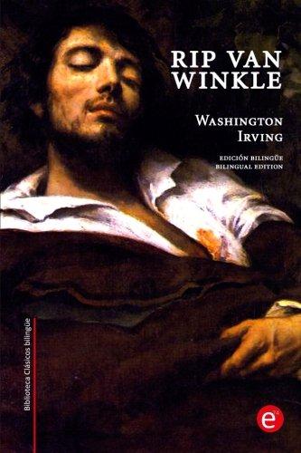 9781519430922: Rip Van Winkle: edición bilingüe/bilingual edition (Biblioteca Clásicos bilingüe)
