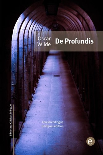 9781519431165: De profundis: edición bilingüe/bilingual edition (Biblioteca Clásicos bilingüe) (Spanish and English Edition)