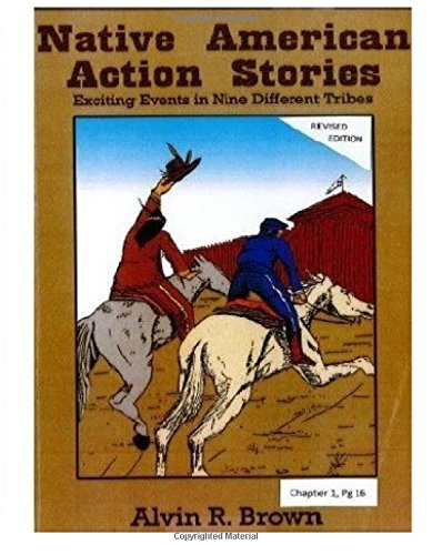 9781519435774: Native American Action Stories