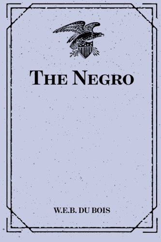 9781519435866: The Negro