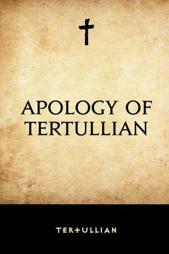 9781519438898: Apology of Tertullian
