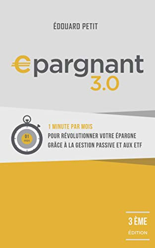 9781519441188: Epargnant 3.0 (French Edition)