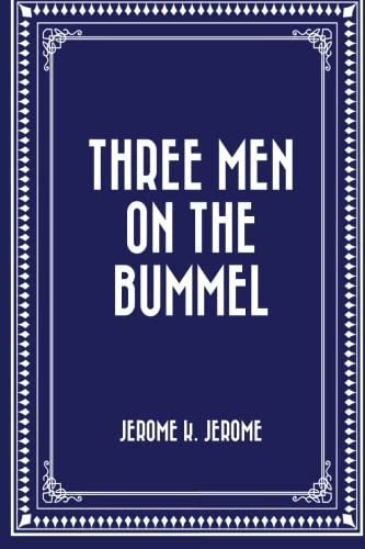 9781519442130: Three Men on the Bummel