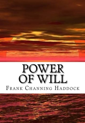 9781519459275: Power of Will