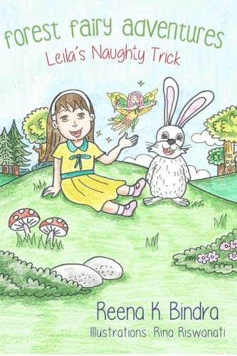 9781519461247: Forest Fairy Adventures: Leila's Naughty Trick