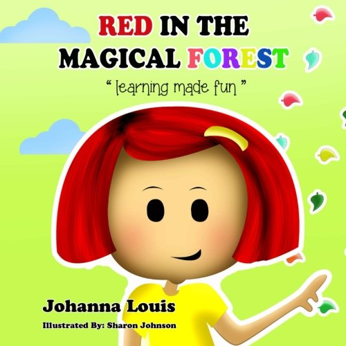 9781519474322: Red In The Magical Forest - all the colors you will see