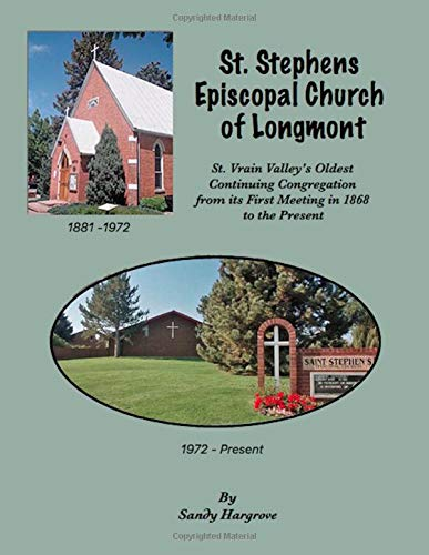 9781519477101: St. Stephen's Episcopal Church of Longmont