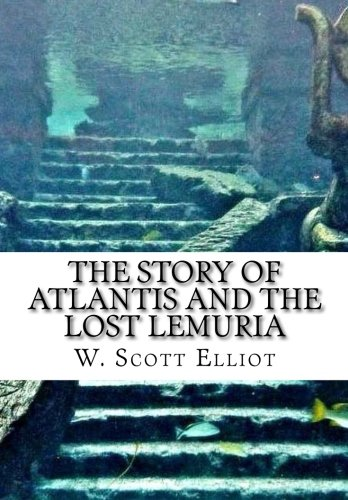 9781519477903: The Story of Atlantis and the Lost Lemuria