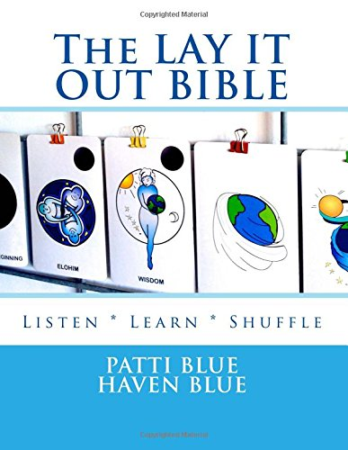 9781519479679: The LAY IT OUT BIBLE: Listen * Learn * Shuffle Color Edition