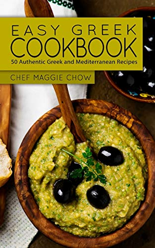 9781519481009: Easy Greek Cookbook