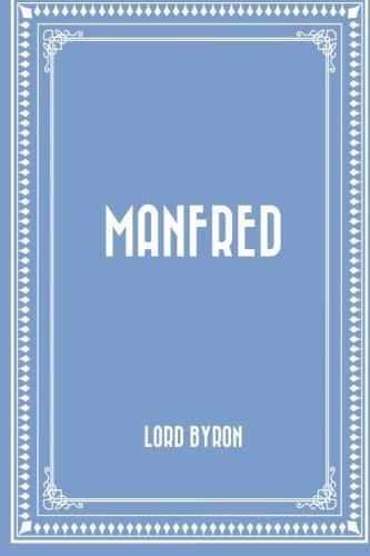 9781519491442: Manfred