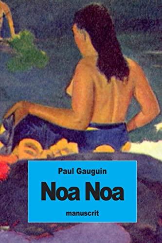9781519492906: Noa Noa (French Edition)
