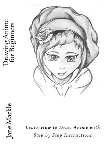 Drawing Anime for Beginners: Learn How to: Mackle, Jane