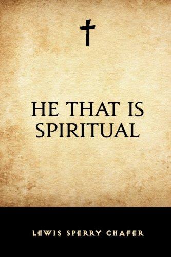 9781519505811: He That Is Spiritual