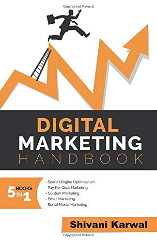 9781519506399: Digital Marketing Handbook: A Guide to Search Engine Optimization, Pay per Click Marketing, Email Marketing, Content Marketing, Social Media Marketing