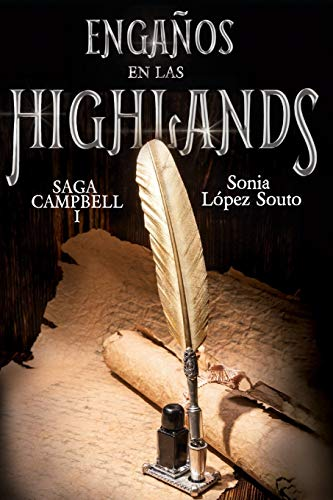 9781519508027: Engaños en las Highlands: Saga Campbell vol. 1: Volume 1