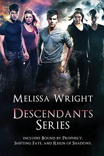 9781519515100: Descendants Series