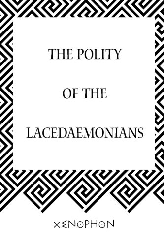 9781519517050: The Polity of the Lacedaemonians