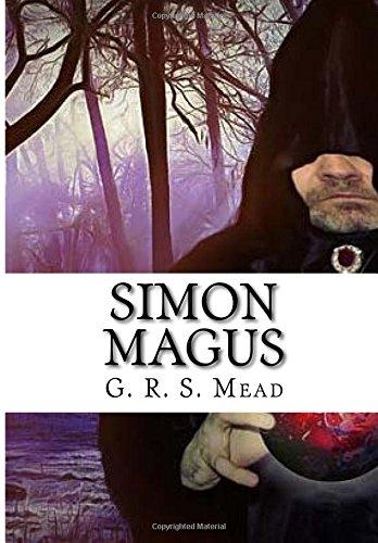 9781519522078: Simon Magus