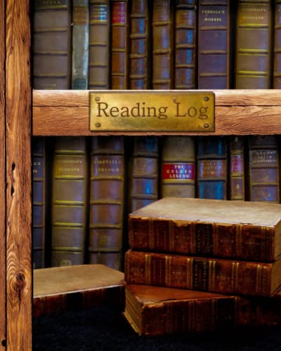 Reading Log : Gifts for Book Lovers: smART smART bookx