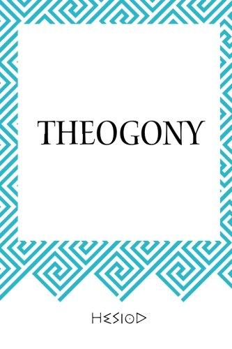 9781519537300: Theogony