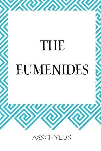 9781519538444: The Eumenides