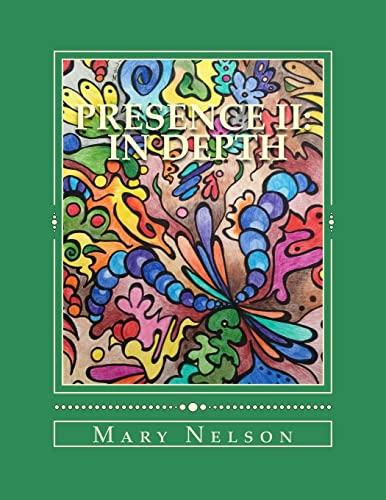 9781519545282: Presence II In Depth: Meditative Coloring Book