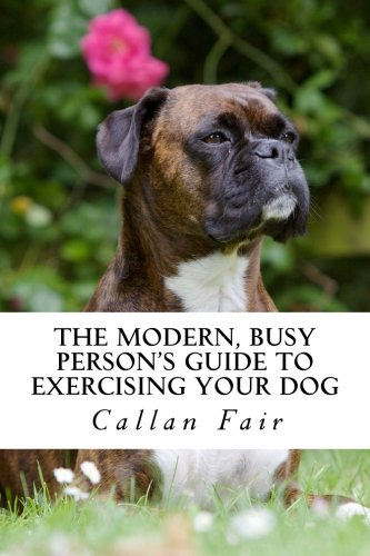 9781519547682: The Modern, Busy Person's Guide To Exercising Your Dog