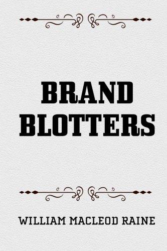 9781519550910: Brand Blotters