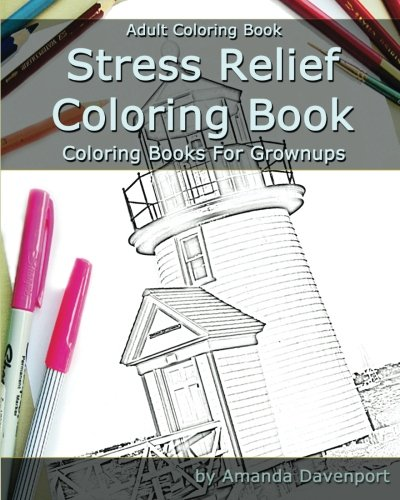 9781519551184: Stress Relief Coloring Book: Adult Coloring Book: Coloring Books For Grownups (Adult Coloring Books) (Volume 2)