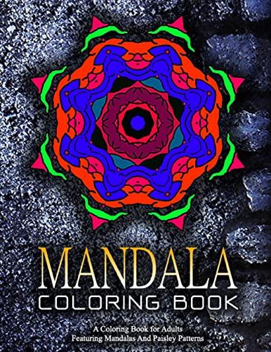 9781519551511: MANDALA COLORING BOOK - Vol.15: adult coloring books best sellers for women (Volume 15)