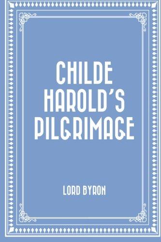9781519552754: Childe Harold's Pilgrimage