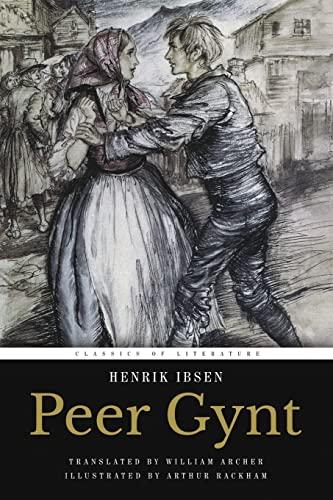 9781519555458: Peer Gynt: Illustrated