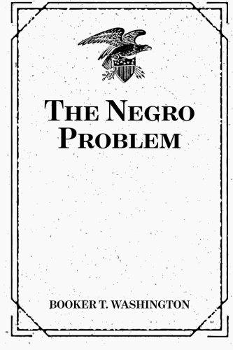9781519558992: The Negro Problem