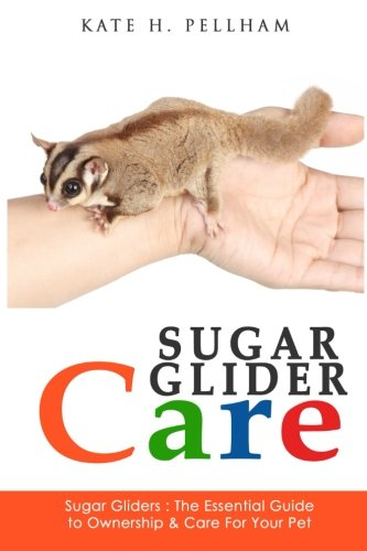 9781519564047: Sugar Gliders: The Essential Guide to Ownership & Care for Your Pet (Sugar Glider Care) (Volume 1)