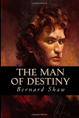 9781519565839: The man of destiny