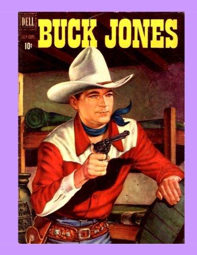 9781519569363: Buck Jones #3: Great Cowboy Star Comic Western Action - All Stories - No Ads