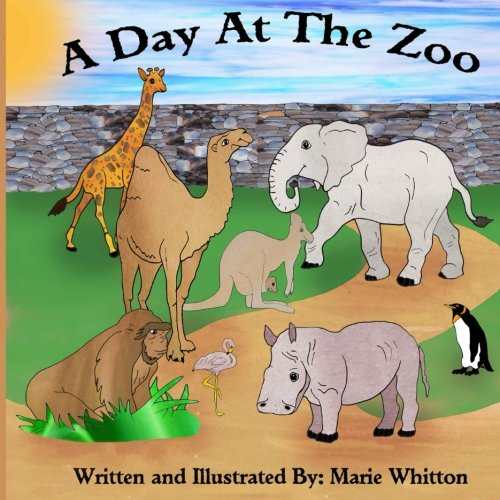 9781519570727: A Day At The Zoo