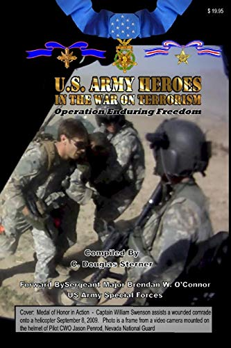 9781519574138: Army Heroes in the War on Terrorism: Operation Enduring Freedom (Volume 1)